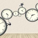 Time management vroeger en nu