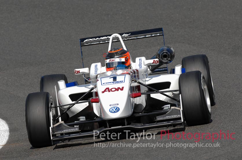 Max Chilton – Carlin Motorsport – Dallara F308 Volkswagen