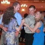 Wedding: Jennifer and Dan at Barbagallo's, East Syracuse, 6/15/13