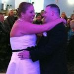 Wedding Photos: Leanna and Justin at American Legion, Cicero, 6/14/14