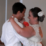 Wedding Photos: Amy and Joel at Skyline Lodge, Fabius, 7/12/14