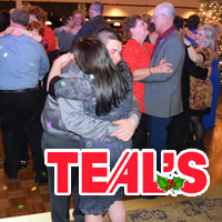 Holiday Party: Teal's Express at Radisson Hotel-Utica Centre, 12/13/14