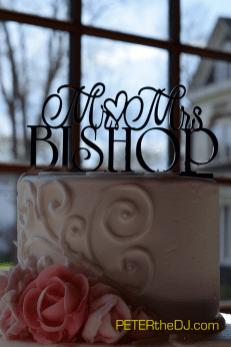 Custom cake topper!