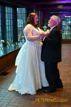 Bride / father dance