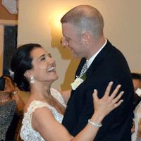 Wedding Photos: Sara and Bill at Traditions at the Links, East Syracuse, 5/30/15