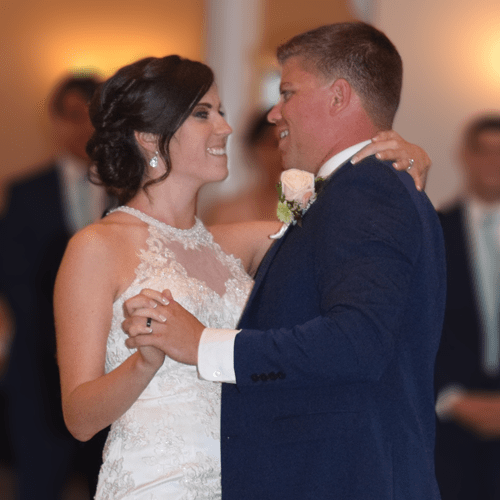 Wedding: Maura and Nicholas at Traditions at the Links, East Syracuse, 8/29/15