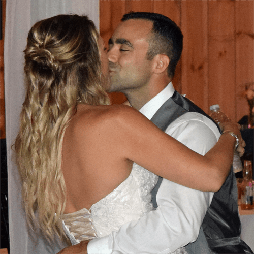 Wedding: Kelly and Sal at Wolf Oak Acres, Oneida, 8/21/16