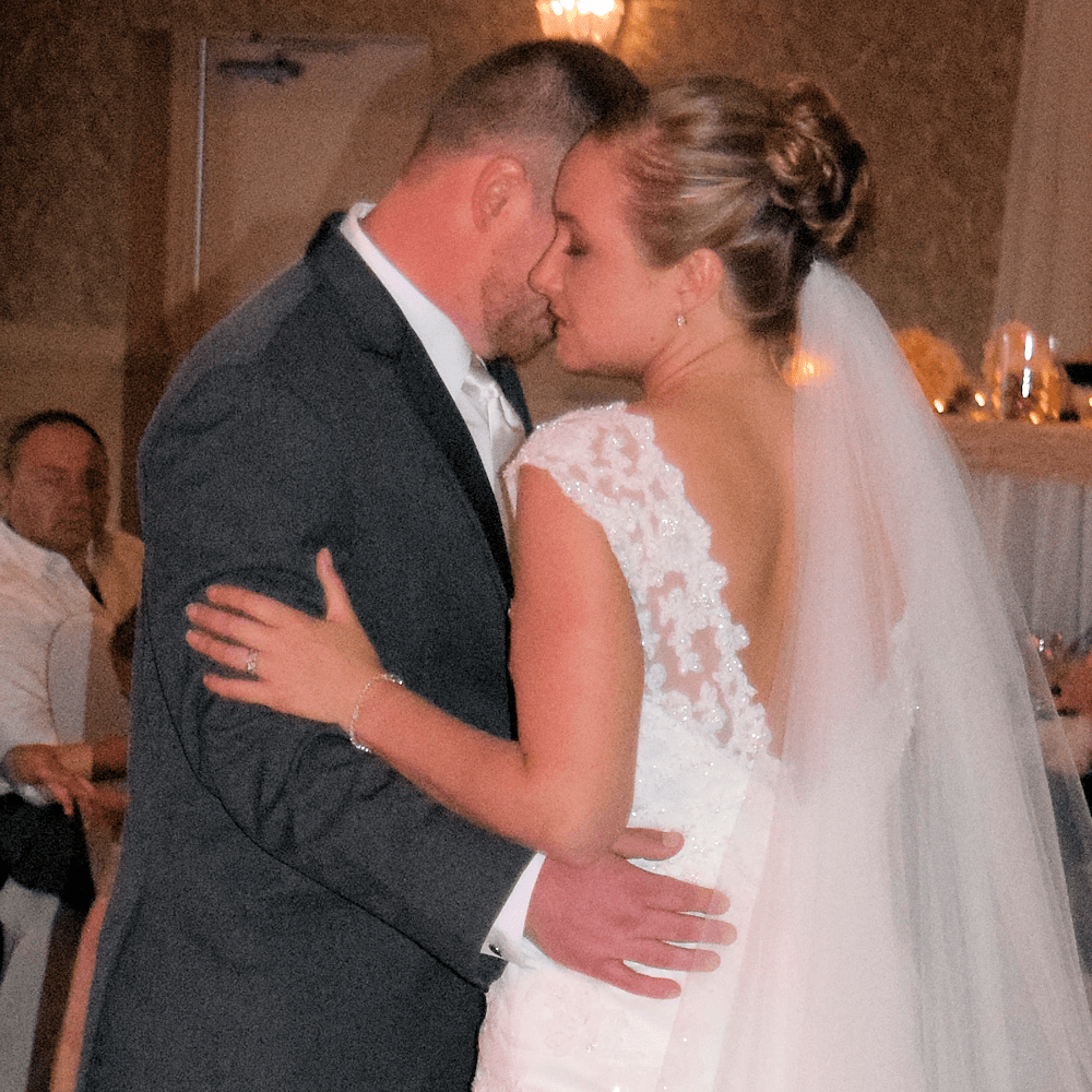 Wedding: Theresa and Kyle at Daniele's in New Hartford, 10/8/16