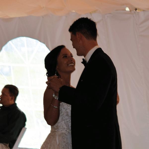 Wedding: Danielle and Brandon at Timber Banks, Baldwinsville, 5/20/17