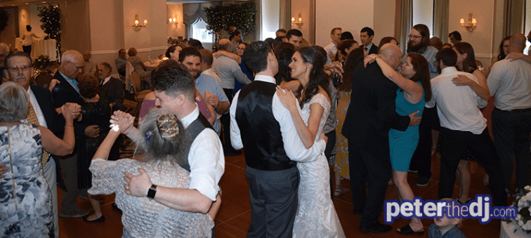 Natalie and Matt's wedding at Genesee Grande, Syracuse, NY
