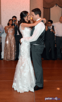 First Dance: Natalie and Matt's wedding at Genesee Grande, Syracuse, NY