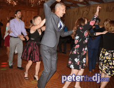 Amber and Nate's wedding at Our Farm, Manlius / Cazenovia, NY. Photo by wedding DJ Peter Naughton
