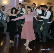 Sharon and Steve's wedding at Traditions at the Links, East Syracuse, NY - DJ Peter Naughton - November 2018
