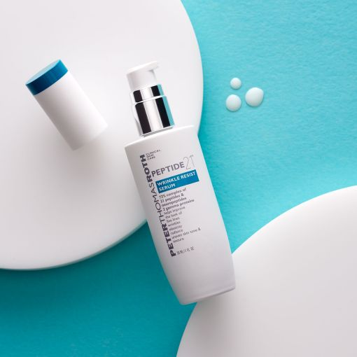 Peter Thomas Roth Peptide 21 Collection Review | Peptide 21 Wrinkle Resist Serum