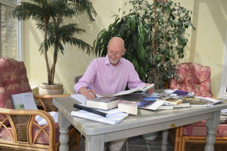 Peter Turnham - work in progress