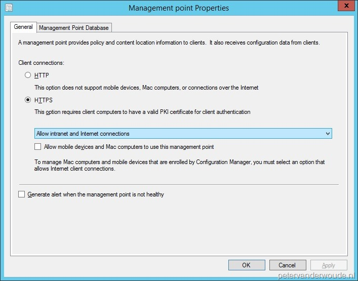 Certificates – More than just ConfigMgr
