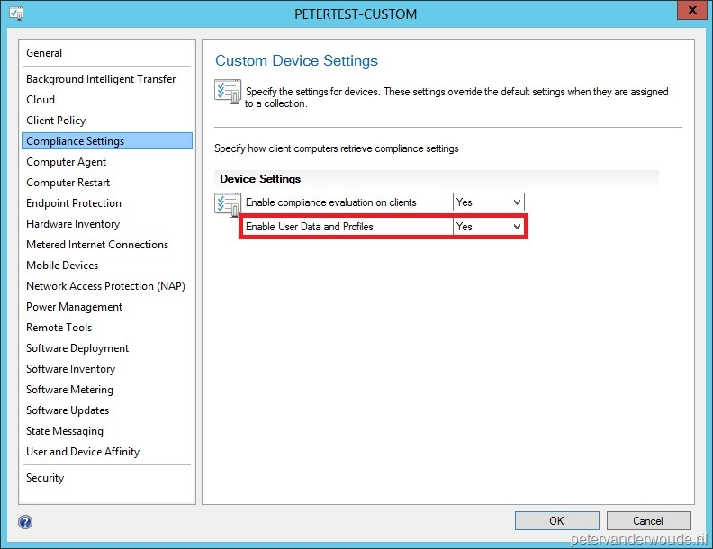 Managing User Data and Profiles with ConfigMgr 2012 – More