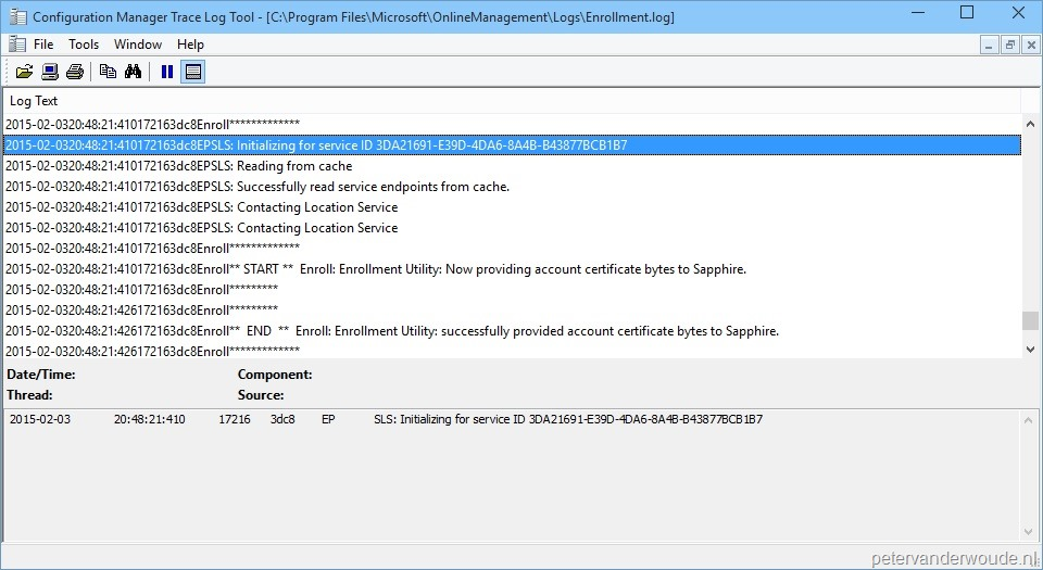 ProvisioningUtil exe – More than just ConfigMgr