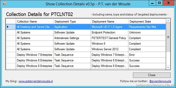 Show Collection Details in ConfigMgr 2012 via PowerShell
