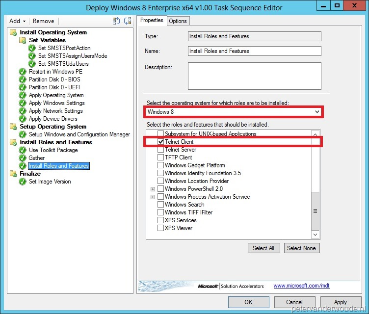 Task Sequence – Page 2 – More than just ConfigMgr