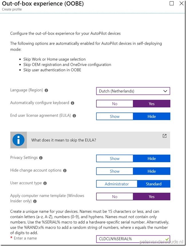 Windows AutoPilot – More than just ConfigMgr