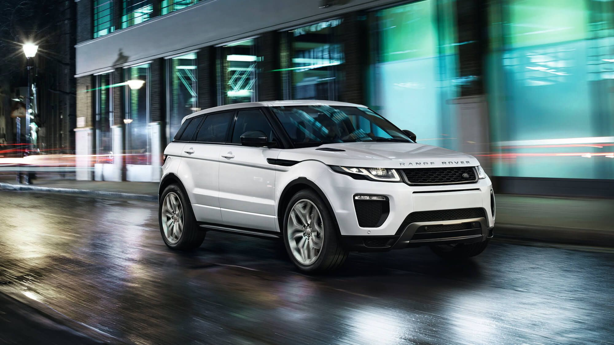 New Range Rover Evoque for Sale Finance & Part Exchange