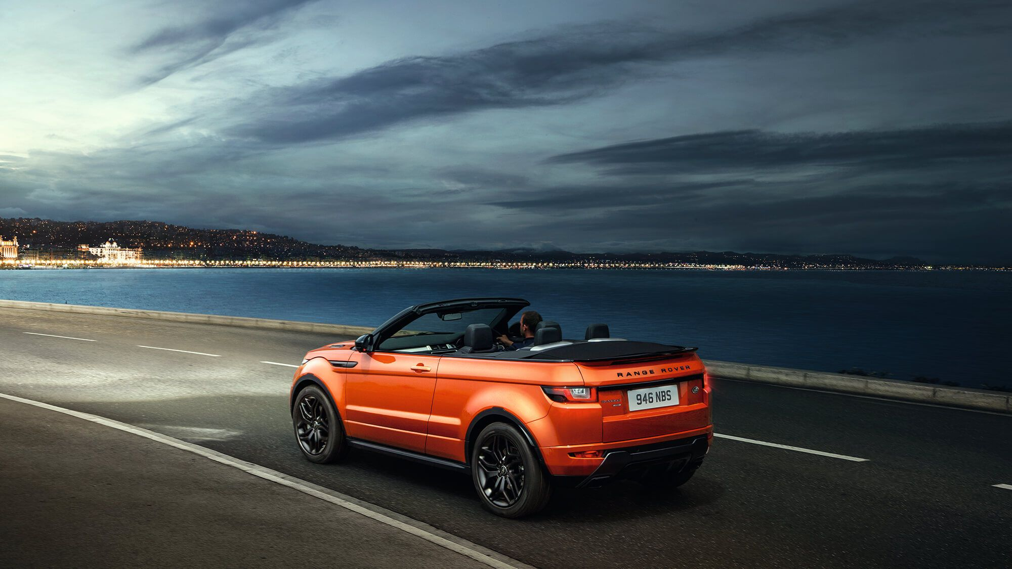 New Range Rover Evoque Convertible for Sale Finance & Part