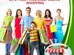 LIFE FREE FROM COMPULSIVE SHOPPING