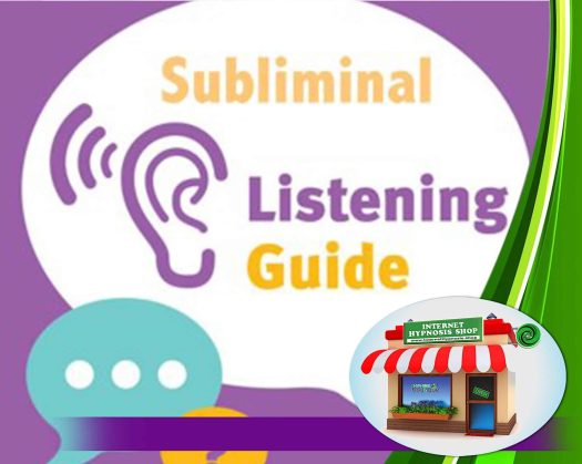Welcome Subliminal Listening Guide
