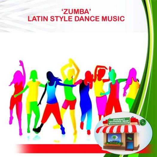 Foreground Variants 'ZUMBA' LATIN STYLE DANCE MUSIC.min