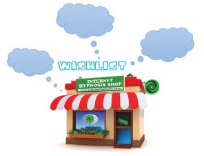 Internet Hypnosis Shop Wishlist