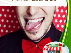 WELCOME LIFE FREE FROM LIP BITING CLASSIC