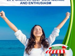 WELCOME LIFE GREATER SELF CONFIDENCE AND ENTHUSIASM CLASSIC