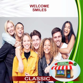 WELCOME SMILES CLASSIC