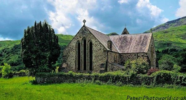 Beddgelert Church