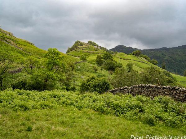 View of Castle Crag