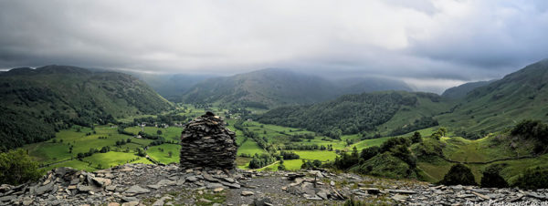 Castle Crag Cairn