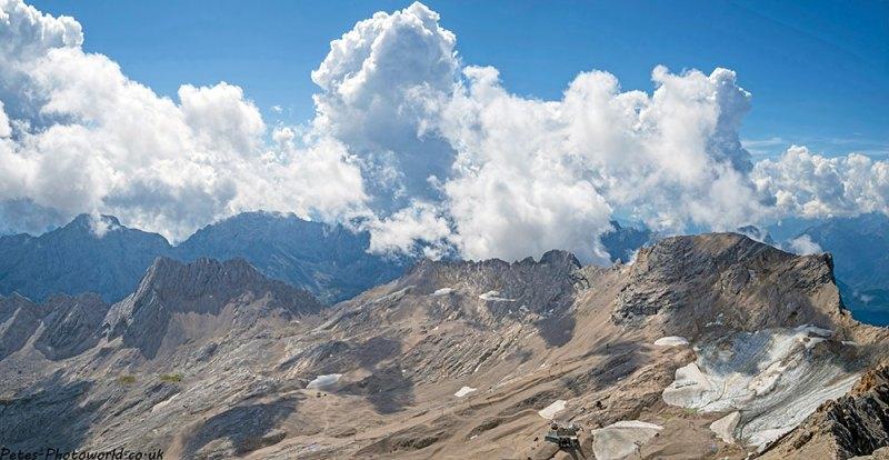 Zugspitze panorama 5