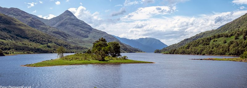 Loch Leven panorama II