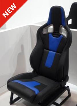 Recaro New Seat - 2015