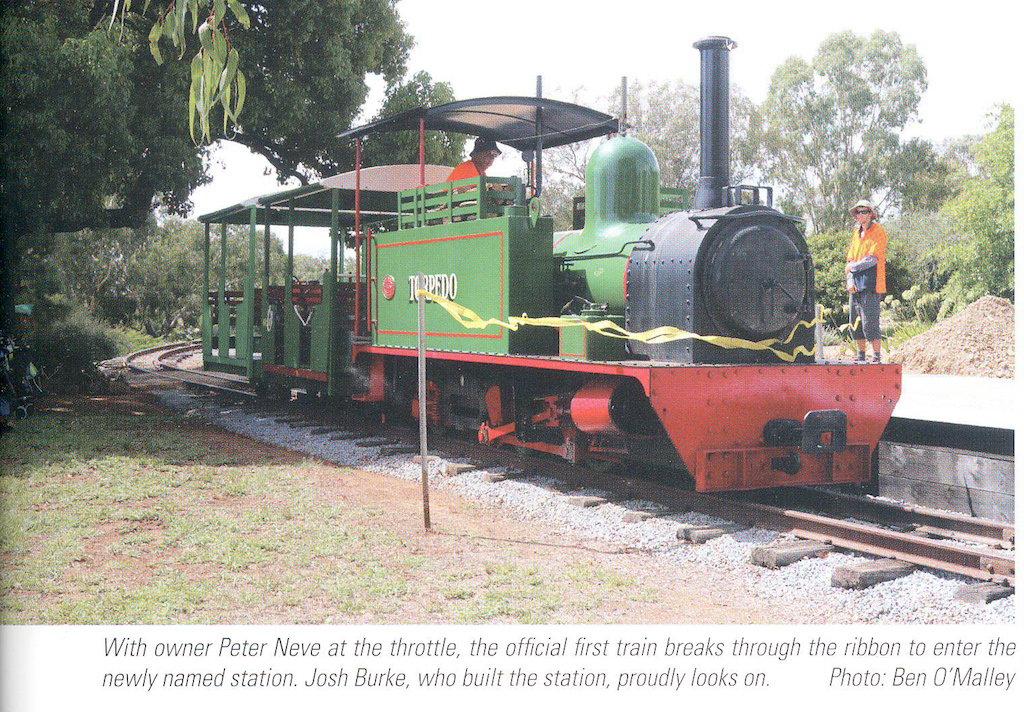 Light Railway Issue 255 Page 37