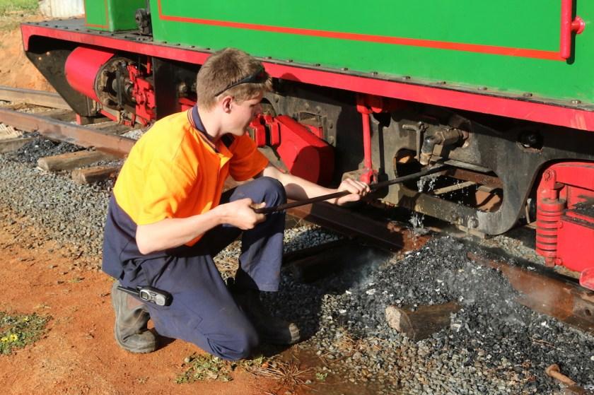 Pete's Hobby Railway 2019 Calendar -- May