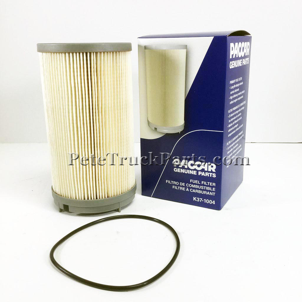 Paccar Fuel Filter K37 1004 Wiring Diagram Engine Diagrams Water Petetruckparts Com Micron Rating