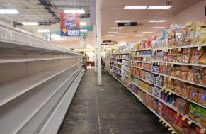 Image result for empty shelves
