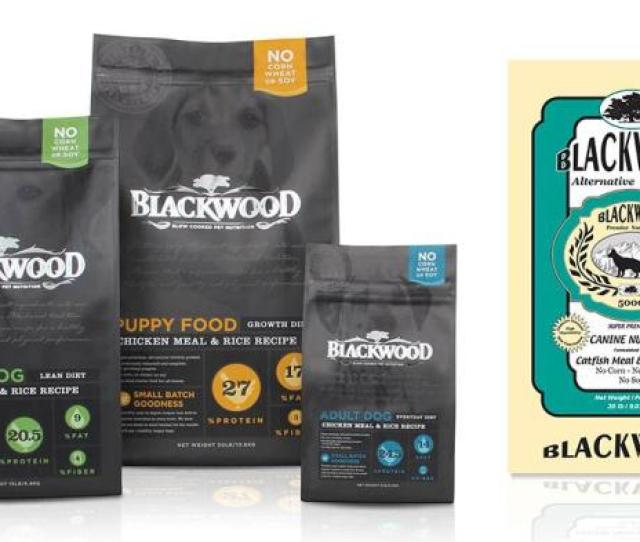 Blackwood Old New Packaging