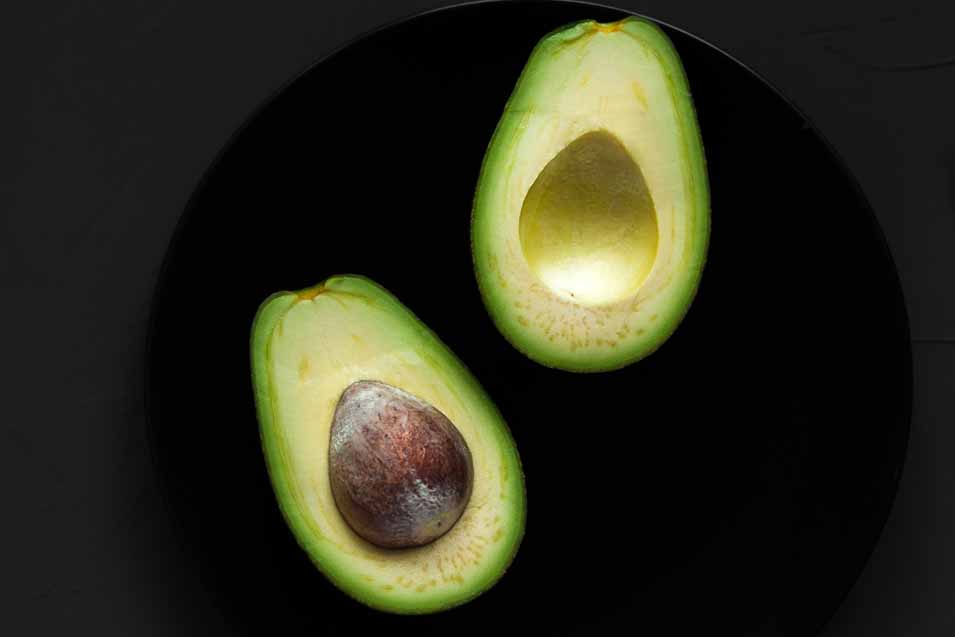 Picture of avocados