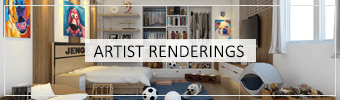 Project - Artist Renderings Header