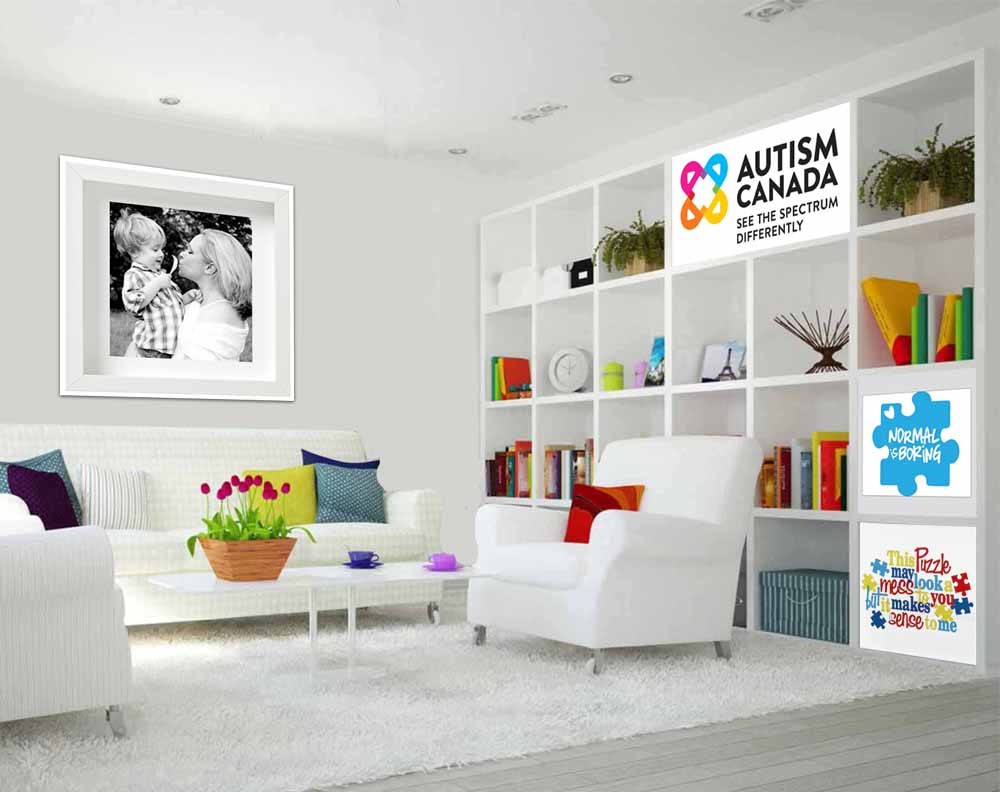 Graphic for Autism Event