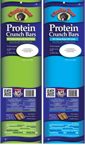 "Charlee Bear Products Recalls ""Protein Crunch Bars"" Because of Possible Salmonella Health Risk"