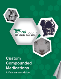 Custom Compounded Medications brochure cover